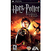 Harry Potter and the Goblet of Fire - PSP
