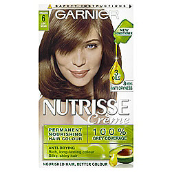 Garnier Nutrisse Sandalwood 6 Light Brown