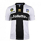 2013-14 Parma Errea Home Shirt - White