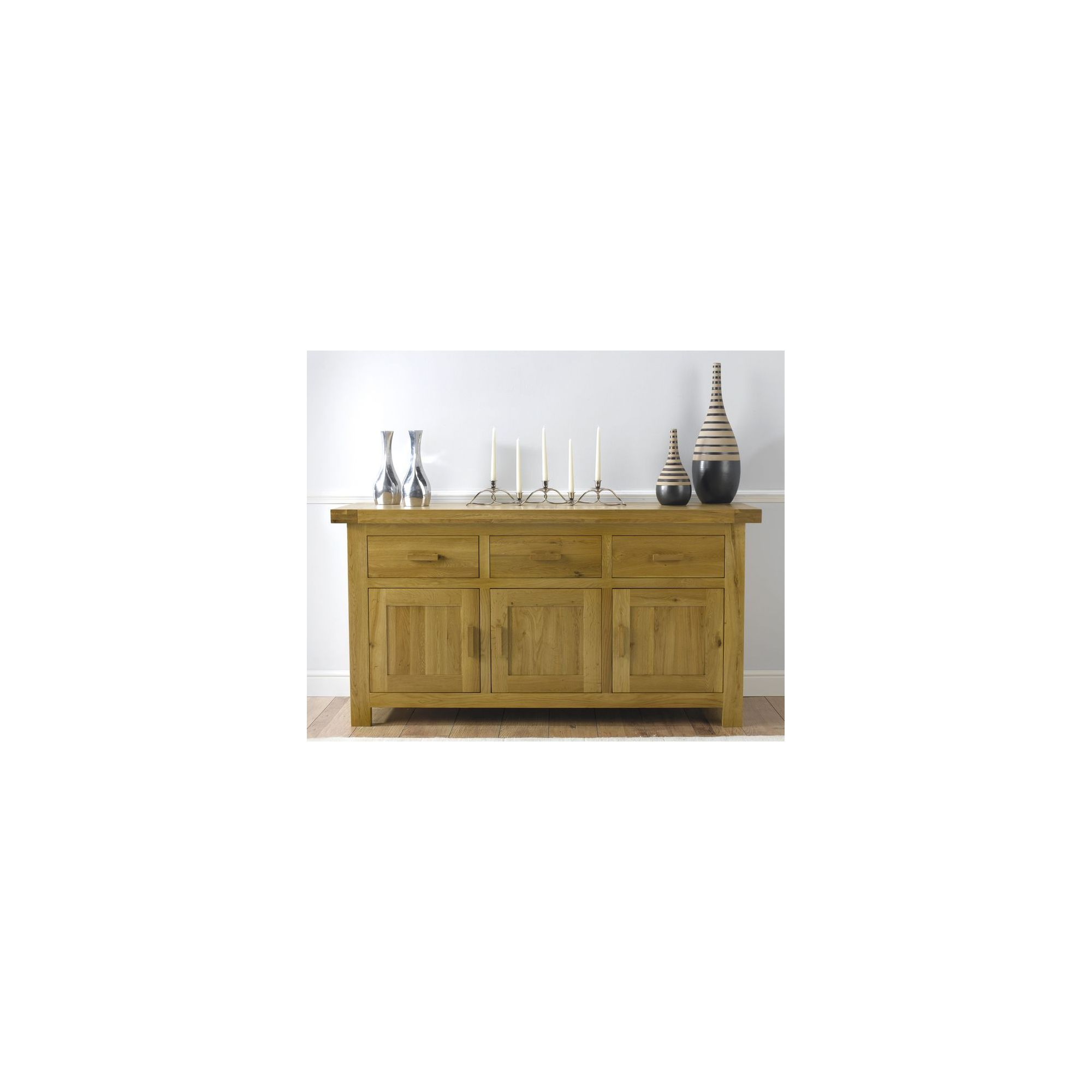 Mark Harris Furniture Avignon Three Doors Sideboard at Tesco Direct