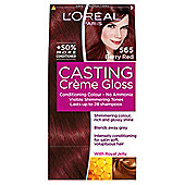 L'Oreal Paris Casting Crème Gloss5.65 Berry Red