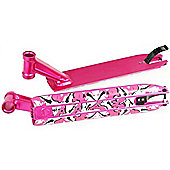 Madd Gear DDAM 4.5inches Street Scooter Deck - Pink
