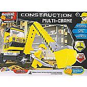 Block Tech - Construction Site Work Vehicle