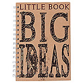 The Word Is A5 Notebook Big Ideas