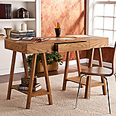 Southern Enterprises Alaska Writing Desk