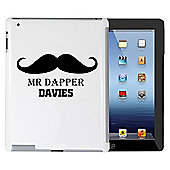 Personalised Moustache iPad Case