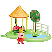 Peppa Pig Garden Swing Playset