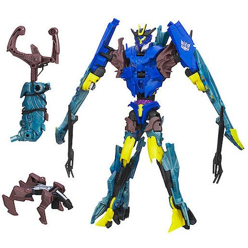 Transformers Prime Beast Hunters Deluxe Figure - Soundwave