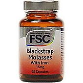 Fsc Blackstrap Molasses Iron - 50 New Formulation 30 Capsules