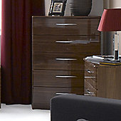 Alto Furniture Visualise Murano Five Drawer Chest