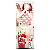 Tesco Loves Baby Easy-Fit Nappies - Size 5 - Junior - Economy Pack - 38 Pants