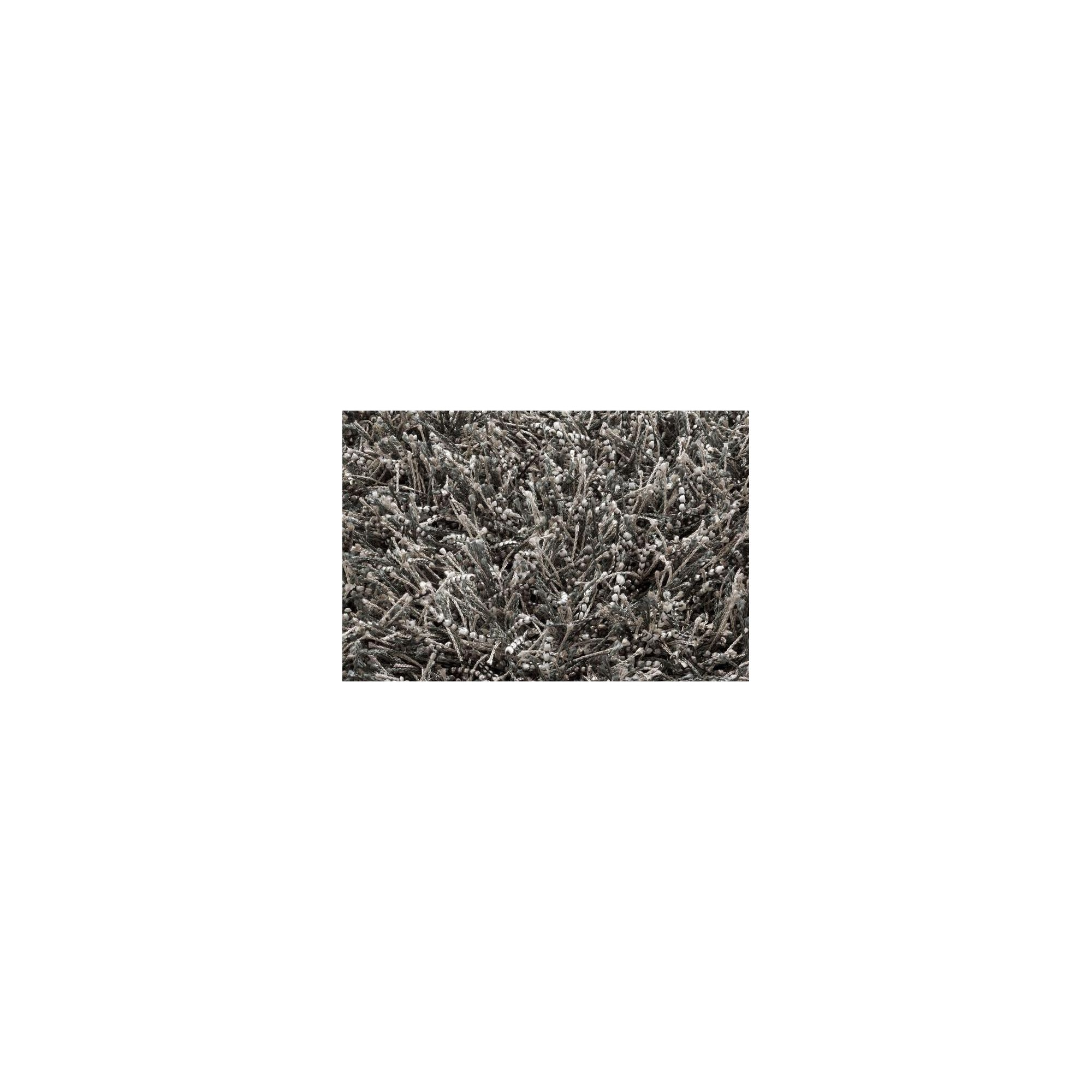 Linie Design Sprinkle Dark Grey Shag Rug - 200cm x 140cm at Tescos Direct