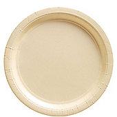 Ivory Plates - 23cm Paper Party Plates