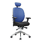 Eliza Tinsley High back mesh executive chair with headrest