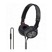 Sony DR-ZX301IP Headphones - Black
