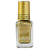 Barry M Nail Paint 320 - Instant Nail Effects Gold Foil