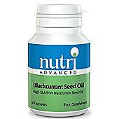 Nutri Ltd Blackcurrant Seed Oil 60 Capsules