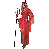 Diabla The Devil Halloween Costume