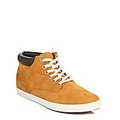 Timberland Womens Wheat Earthkeepers Glastenbury Chukka Collar Boots - Brown