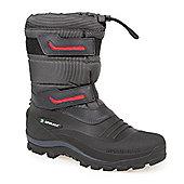 Pavers Toggle Fasten Wellington Boot - Grey