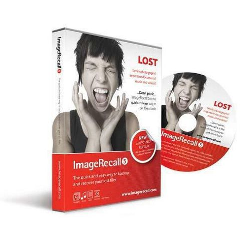 ImageRecall 5 - Image Recovery Software (Windows)