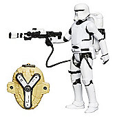 Star Wars The Force Awakens 9cm First Order Flametrooper Combine Figure