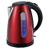 Tesco JKL11R 3kw Red SS Kettle