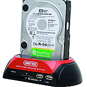 Docking Dock Station Hub SATA USB HDD 2.5 3.5 Hard Disk