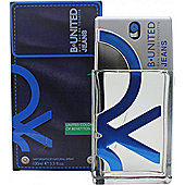 Benetton B-United Jeans Man Eau de Toilette (EDT) 100ml Spray For Men