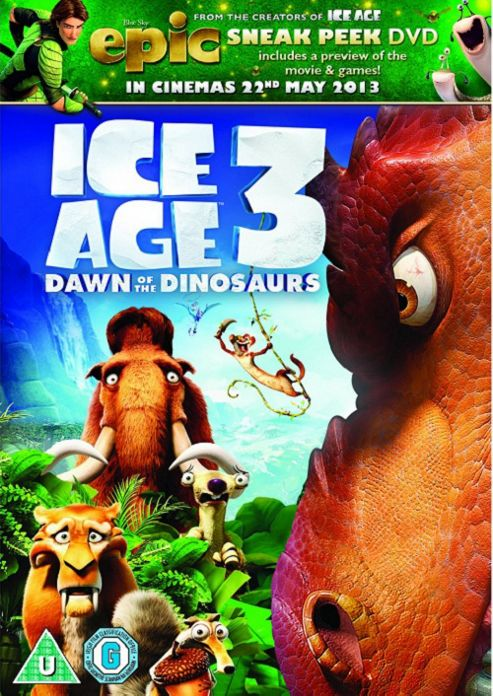 Ice Age 3 - Dawn Of The Dinosaurs