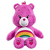 Care Bears Large Soft Toy - Cheer Bear
