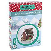 Go Create Christmas Gingerbread House