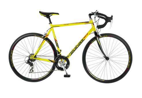 53cm Viking Jetstream 14 Speed 700c Wheel Gents, Yellow/Black