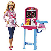 Barbie Careers Complete Play Pet Vet