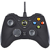 """SPEEDLINK Xeox PC USB Gamepad, Black SL-6555-SBK-A"""