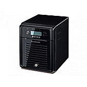 Buffalo TeraStation 3400D 16 TB (4 x 4 TB) RAID Network Attached Storage TS3400D1604-EU Simultaneous NAS and iSCSI target functionality