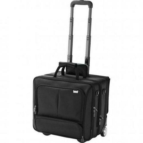 Dicota DataConcept 460 Trolley (Black) for 15 inch to 16 inch Notebook