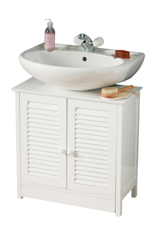 Premier Housewares Under Sink Bathroom Cabinet