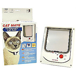 Cat Mate Electro Magnetic Cat Flap (254w)