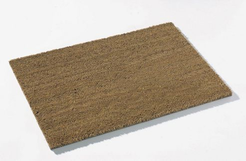 Floortex Doortex Coirmat Indoor / Outdoor Entance Mat - 50cm x 80cm