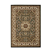 Think Rugs Regency Green/Beige Tranditional Rug - 200 cm x 290 cm (6 ft 7 in x 9 ft 6 in)