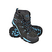 Rapid Waterproof Kids Walking Boots - Blue