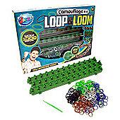 Jacks Loop & Loom Camouflage Kit with 1000 Loom Bands