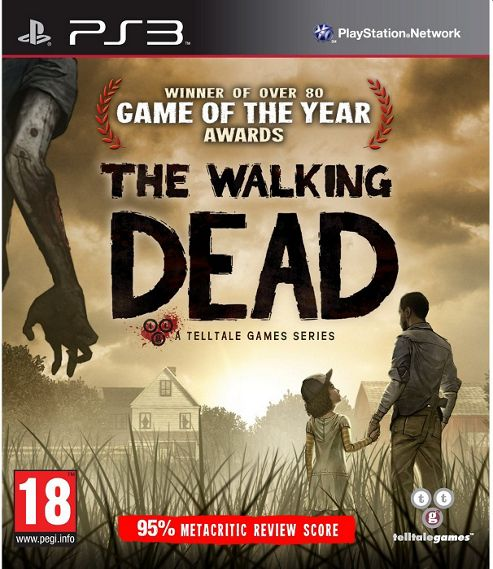 The Walking Dead By Telltale Games (PS3)