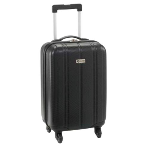 Revelation by Antler Zygo Hard Shell 4-Wheel Suitcase, Black Small
