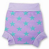 Splash About Happy Nappy XX Large (Stars Lilac)