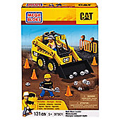 Mega Bloks CAT Skid-Steer Loader  97801U