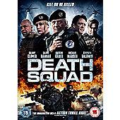 Death Squad: 2047AD DVD
