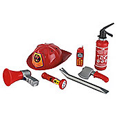 Klein Fireman Set 7 Piece