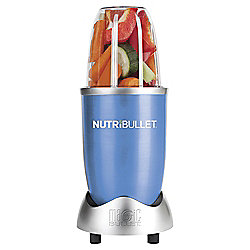 Nutribullet 600 12 Piece Set - Blue.  Exclusive to Tesco